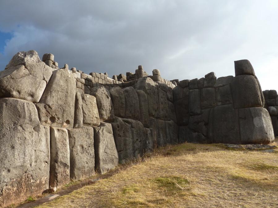 Saqsaywaman Wall