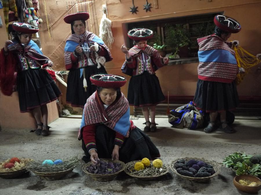Chincheron - Weaving Demonstration