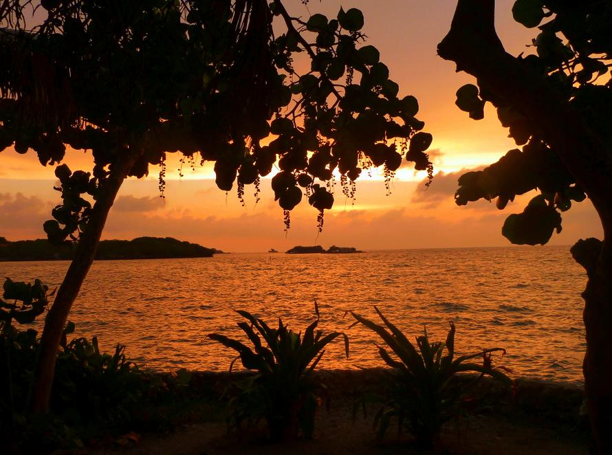 Isla Sunset