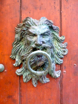 Doorknockers of Cartagena de Indias