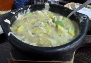 Ajiaco ~ THE Sopa of Colombia