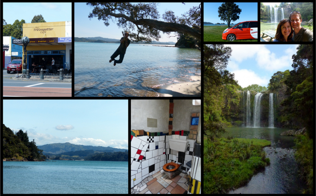 Whangarei to Russell