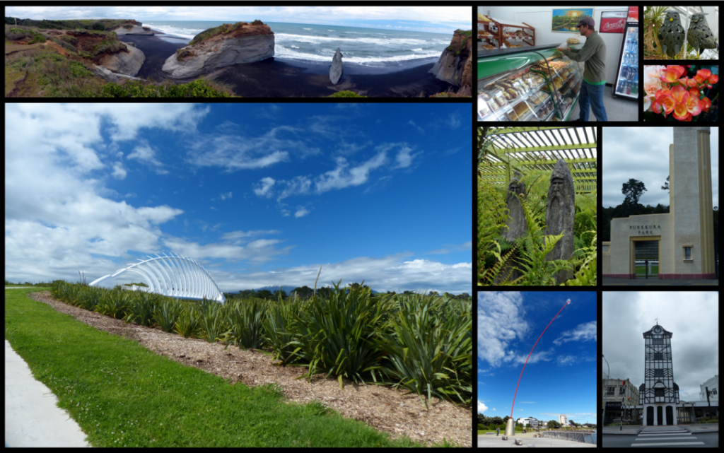 New Plymouth to Wanganui Collage