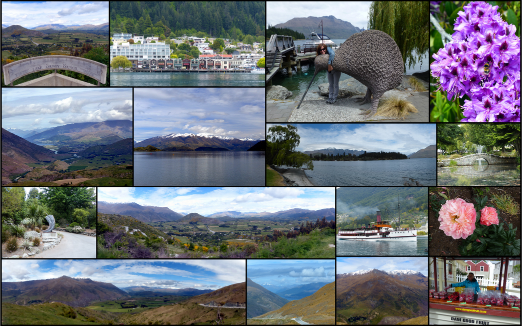 Day 36 - Wanaka to Queenstown