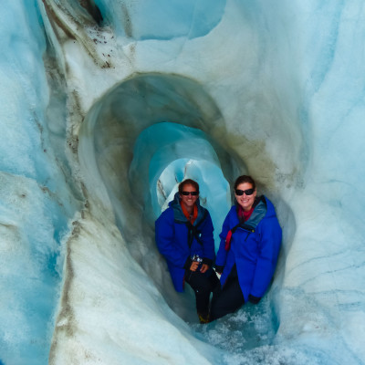 Trapped on Franz Josef Glacier
