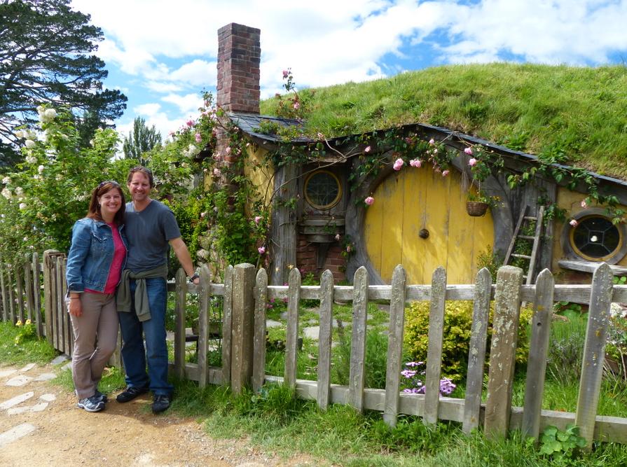 Sam's House, Hobbiton