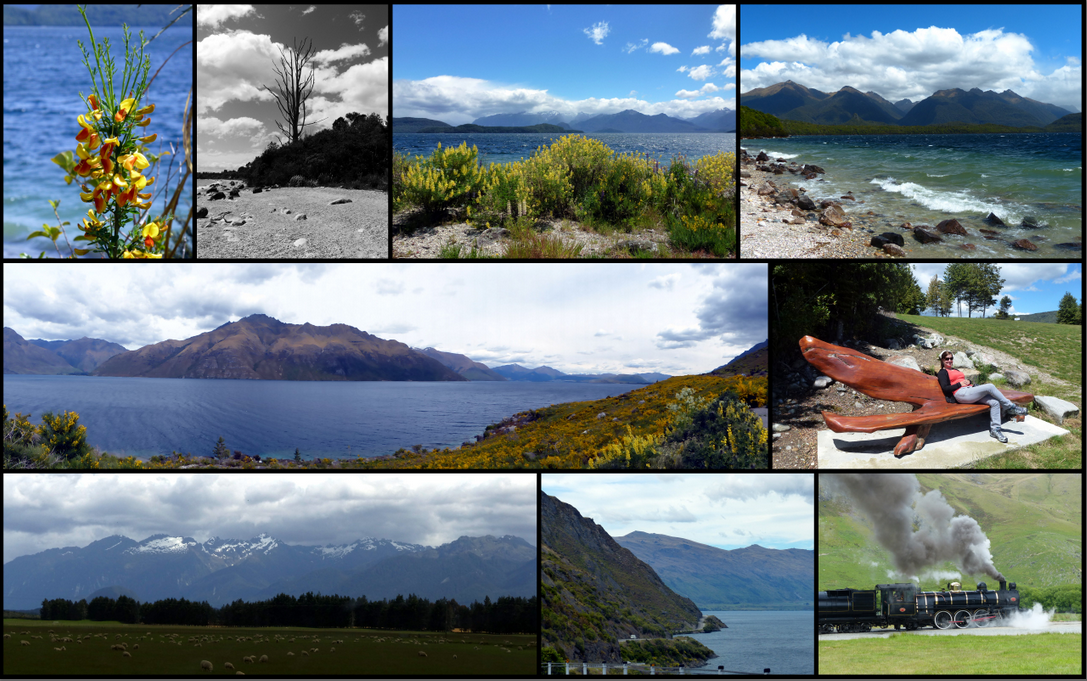 Day 38 - Queenstown to Manapouri