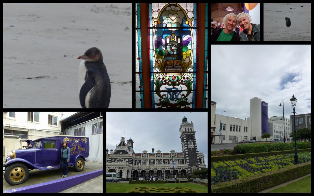 NZ Road Trip 46-47 Dunedin & Otago
