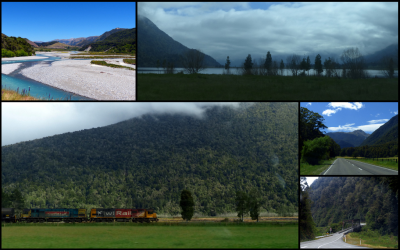 NZ Road Trip Day 52 – Arthur's Pass to Hanmer Springs
