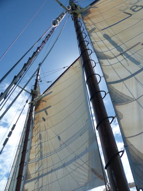 Derwent Hunter Sails
