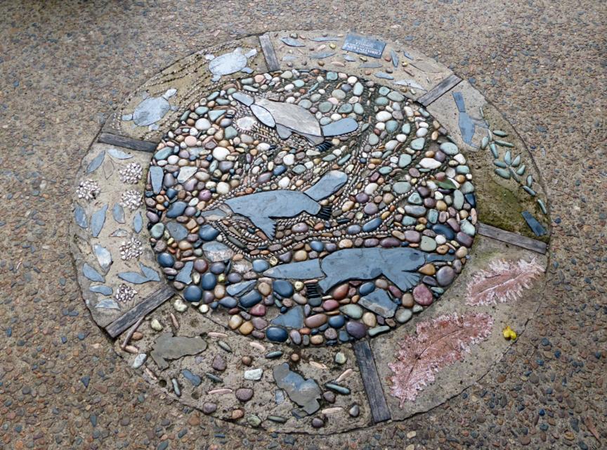 Platypus Mosaic