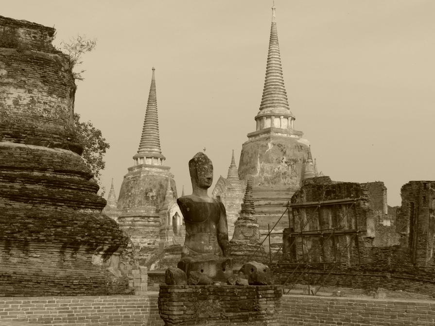 Buddha at Royal Palace