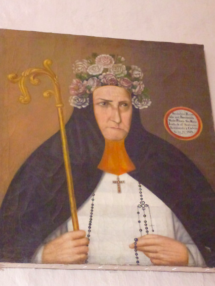 Sister Josefa - She just looks strict, doesn't she?