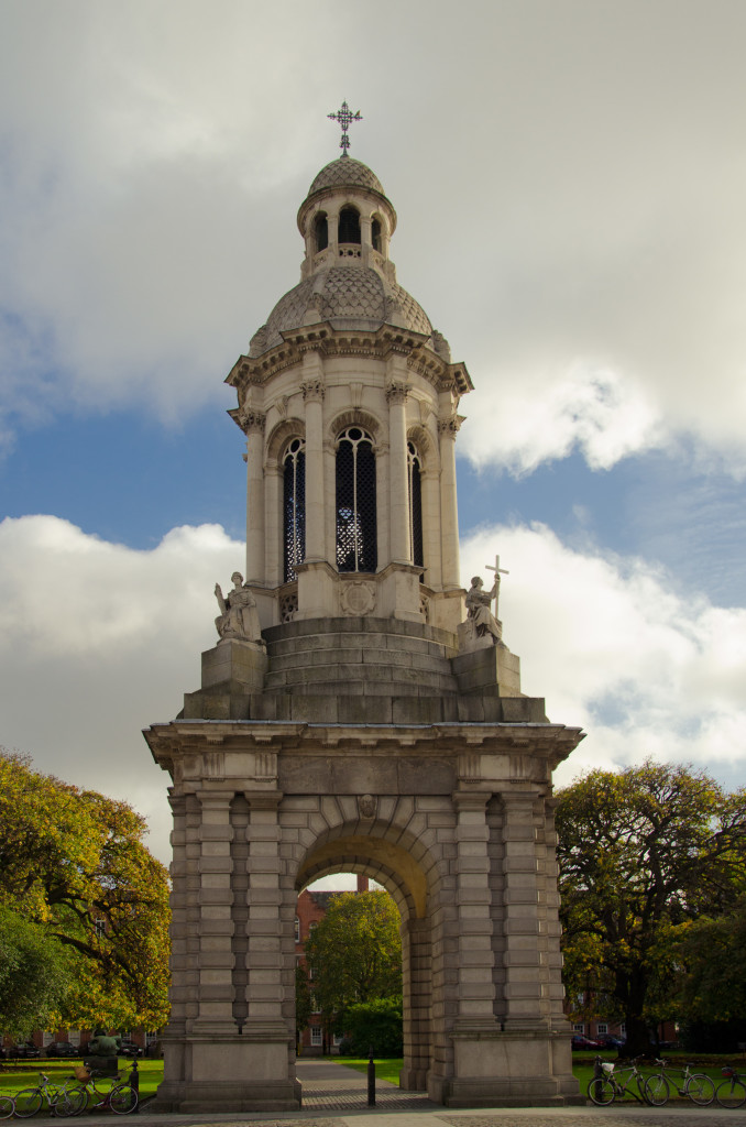 The Campanile at Trinity College