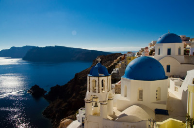 Vignettes from a Greek Isle