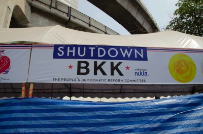 Navigating the Bangkok Shutdown