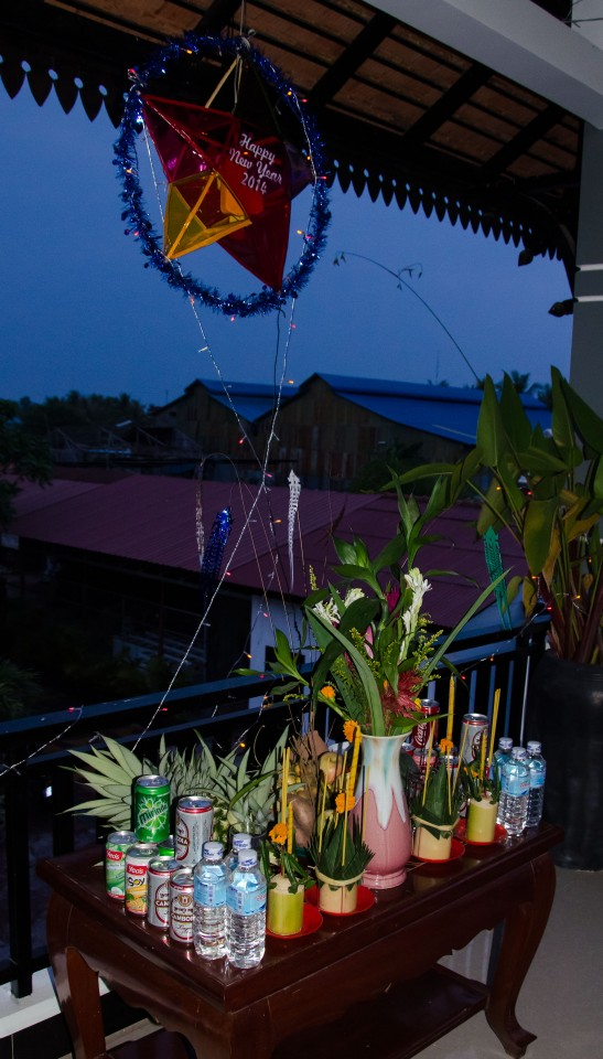 Khmer New Year Day 1-2