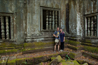Saying Farewell to Cambodia