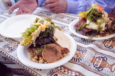 Chiriuchu: The Festival Food of Cusco