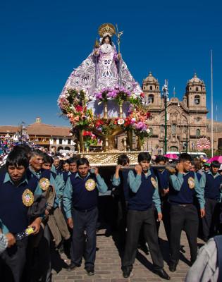 Festival de Corpus Christi in Cusco