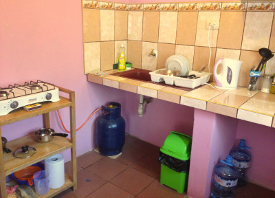 Living La Vida Local: Our Cusqueña Cocina