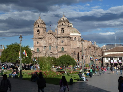 Scenes from Cusco