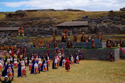 Inti Raymi – The Inkan Festival of the Sun – Part 2