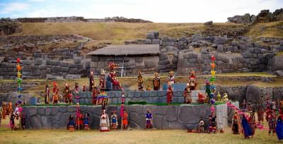 Inti Raymi – The Inkan Festival of the Sun – Part 1