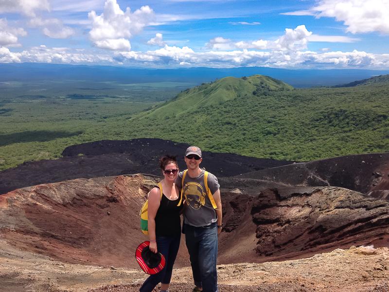 Crater!