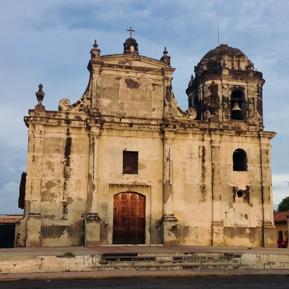 Iglesia San Pedro in Leon