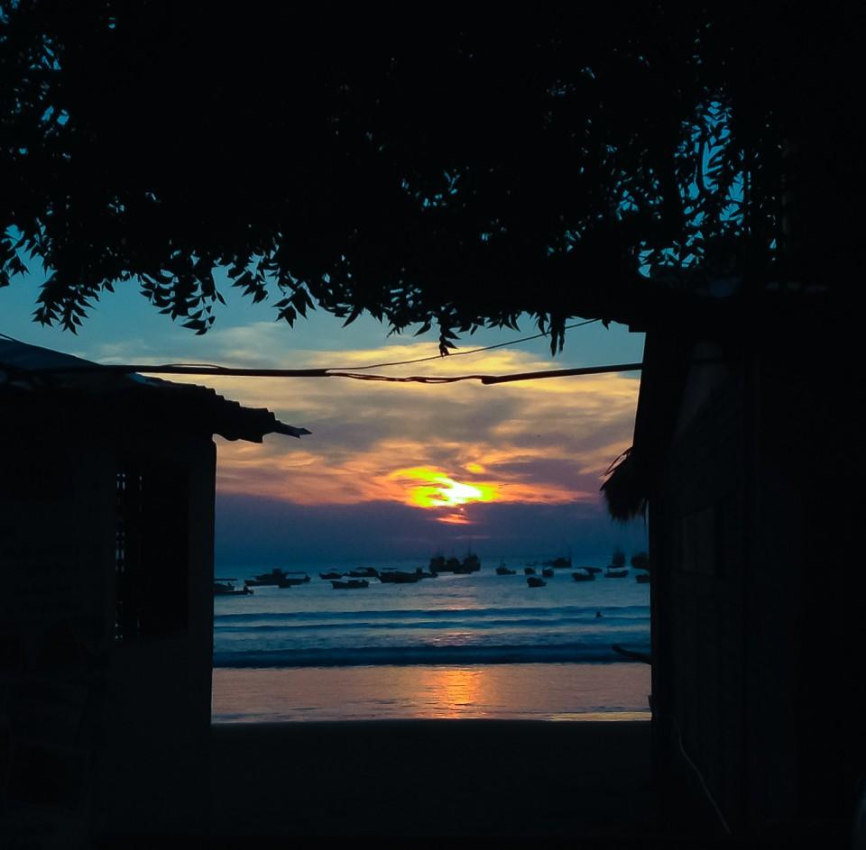 San Juan del Sur Sunset