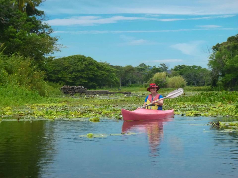 Kayaking Las Isletas