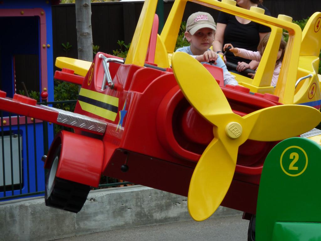 Legoland Airplane