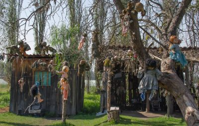 Isla de las Muñecas ~ The Haunted Island of the Dolls