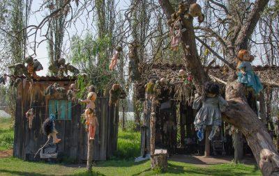 Isla de las Muñecas ~ The Haunted Island of the Dolls