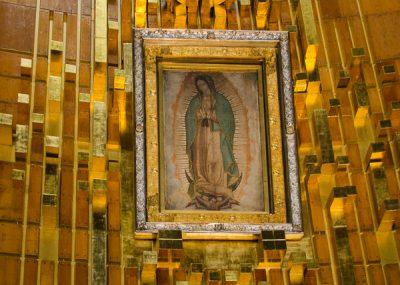 El Dia de la Virgen de Guadalupe