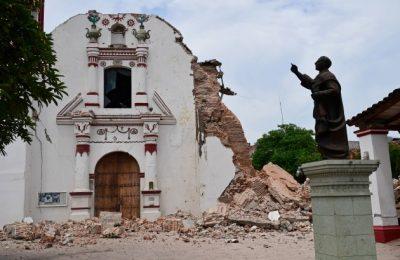 On Earthquakes and Mezcal